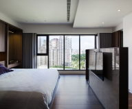 Modern Apartments In The Minimalism Style At Taiwan 18