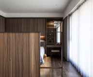 Modern Apartments In The Minimalism Style At Taiwan 19