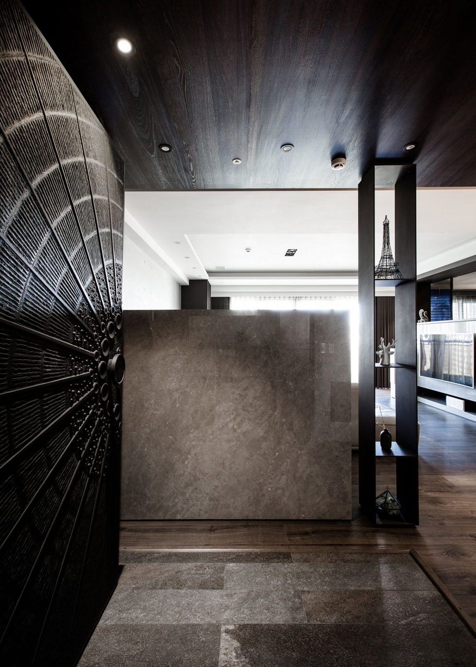 Modern Apartments In The Minimalism Style At Taiwan 2