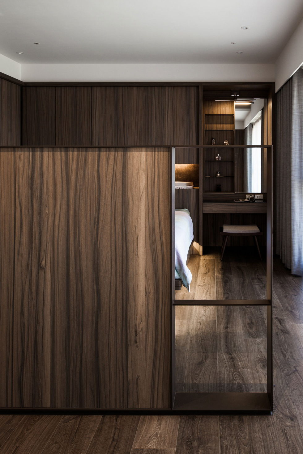 Modern Apartments In The Minimalism Style At Taiwan 20