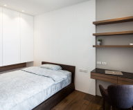Modern Apartments In The Minimalism Style At Taiwan 24