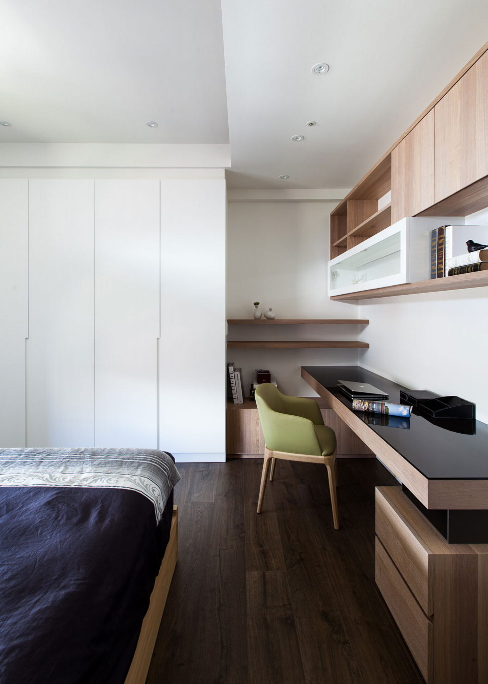 Modern Apartments In The Minimalism Style At Taiwan 26