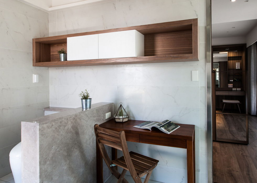 Modern Apartments In The Minimalism Style At Taiwan 31