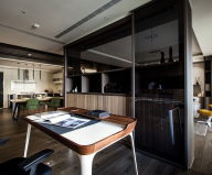 Modern Apartments In The Minimalism Style At Taiwan 32