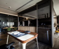 Modern Apartments In The Minimalism Style At Taiwan 33