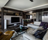 Modern Apartments In The Minimalism Style At Taiwan 6