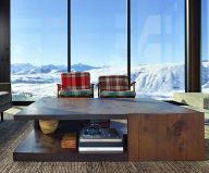 The Country House In The Picturesque Valley The Project Of Olson Kundig Studio 14