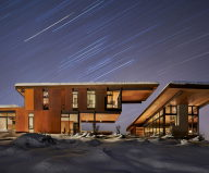 The Country House In The Picturesque Valley The Project Of Olson Kundig Studio 18