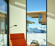 The Country House In The Picturesque Valley The Project Of Olson Kundig Studio 19
