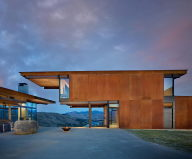 The Country House In The Picturesque Valley The Project Of Olson Kundig Studio 5