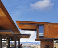 The Country House In The Picturesque Valley The Project Of Olson Kundig Studio 8