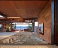 The Country House In The Picturesque Valley The Project Of Olson Kundig Studio 9