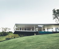 The House Overlooking The Pacific Ocean In Australia The Teeland Architects Project 1