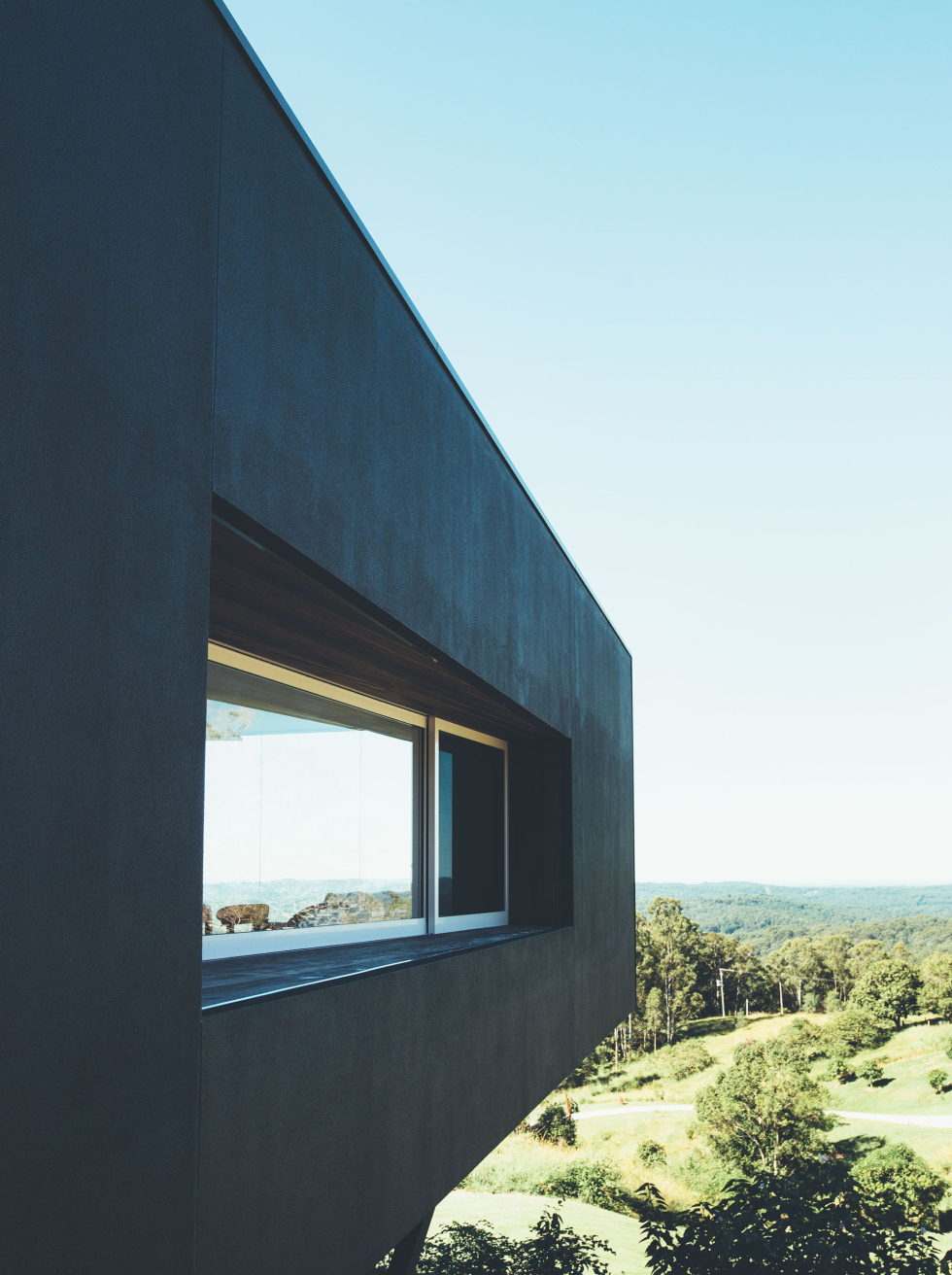 The House Overlooking The Pacific Ocean In Australia The Teeland Architects Project 5