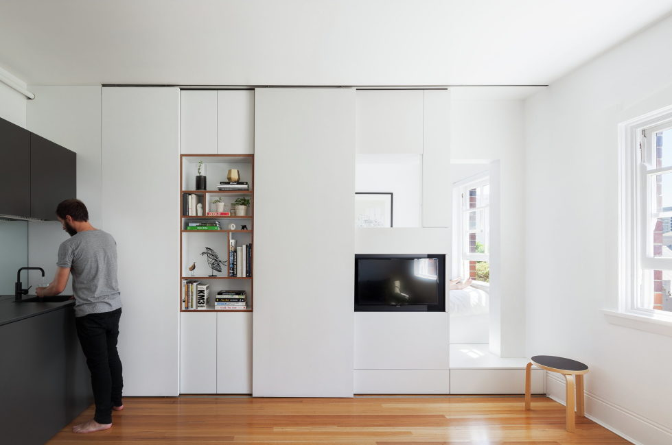 The Studio Of 27 Square Meters 1