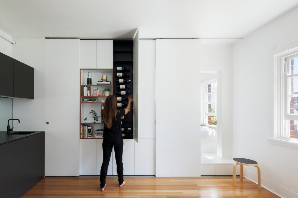 The Studio Of 27 Square Meters 3