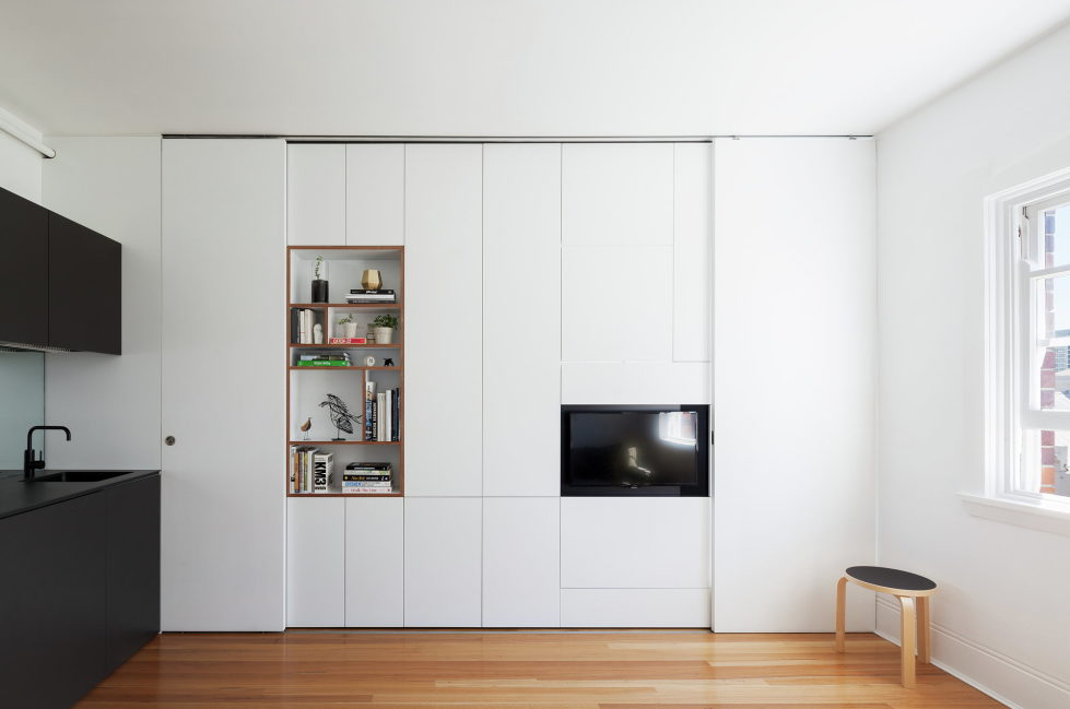 The Studio Of 27 Square Meters 7