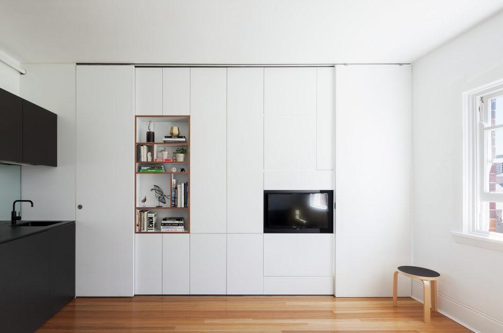 The Studio Of 27 Square Meters 7