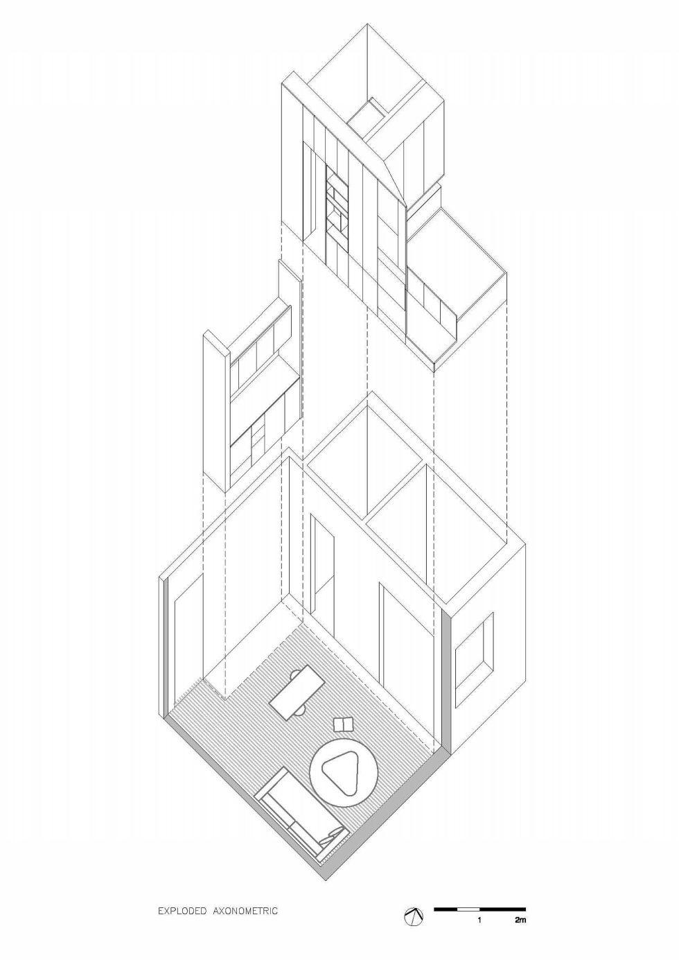 The Studio Of 27 Square Meters Plan 3