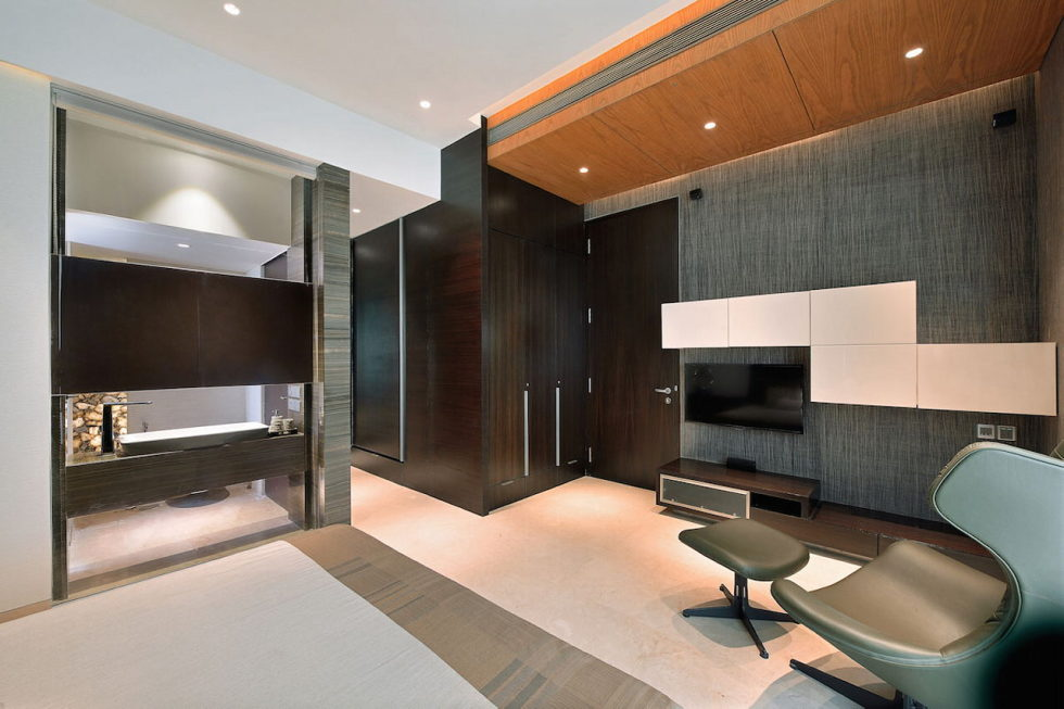 The Two-Storey Apartment In Mumbai The Project Of Space Dynamix Studio 10