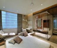 The Two-Storey Apartment In Mumbai The Project Of Space Dynamix Studio 13