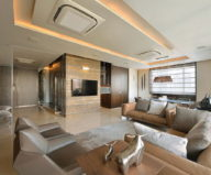 The Two-Storey Apartment In Mumbai The Project Of Space Dynamix Studio 4