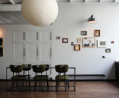 The apartment in Paris from studios Atelier BARDA and Antonio Virga Architecte 1