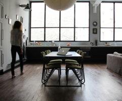 The apartment in Paris from studios Atelier BARDA and Antonio Virga Architecte 3