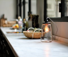 The apartment in Paris from studios Atelier BARDA and Antonio Virga Architecte 7