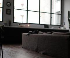The apartment in Paris from studios Atelier BARDA and Antonio Virga Architecte 8