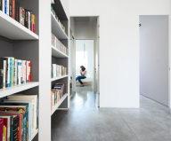 Three-bedroom apartment in Tel Aviv by Chiara Ferrari Studio 2