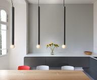 Three-bedroom apartment in Tel Aviv by Chiara Ferrari Studio 5