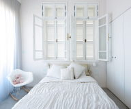 Three-bedroom apartment in Tel Aviv by Chiara Ferrari Studio 9