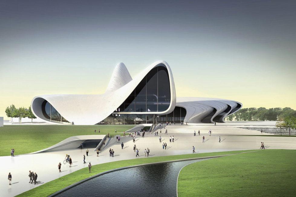 Zaha Hadid Cultural Center
