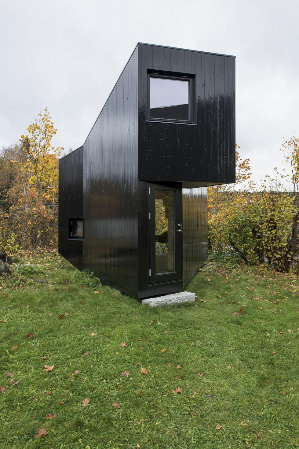 A Cottage For Writers From Jarmund_Vigsnaes Arkitekter Studio 3