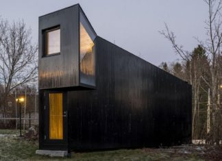 A Cottage For Writers From Jarmund_Vigsnaes Arkitekter Studio
