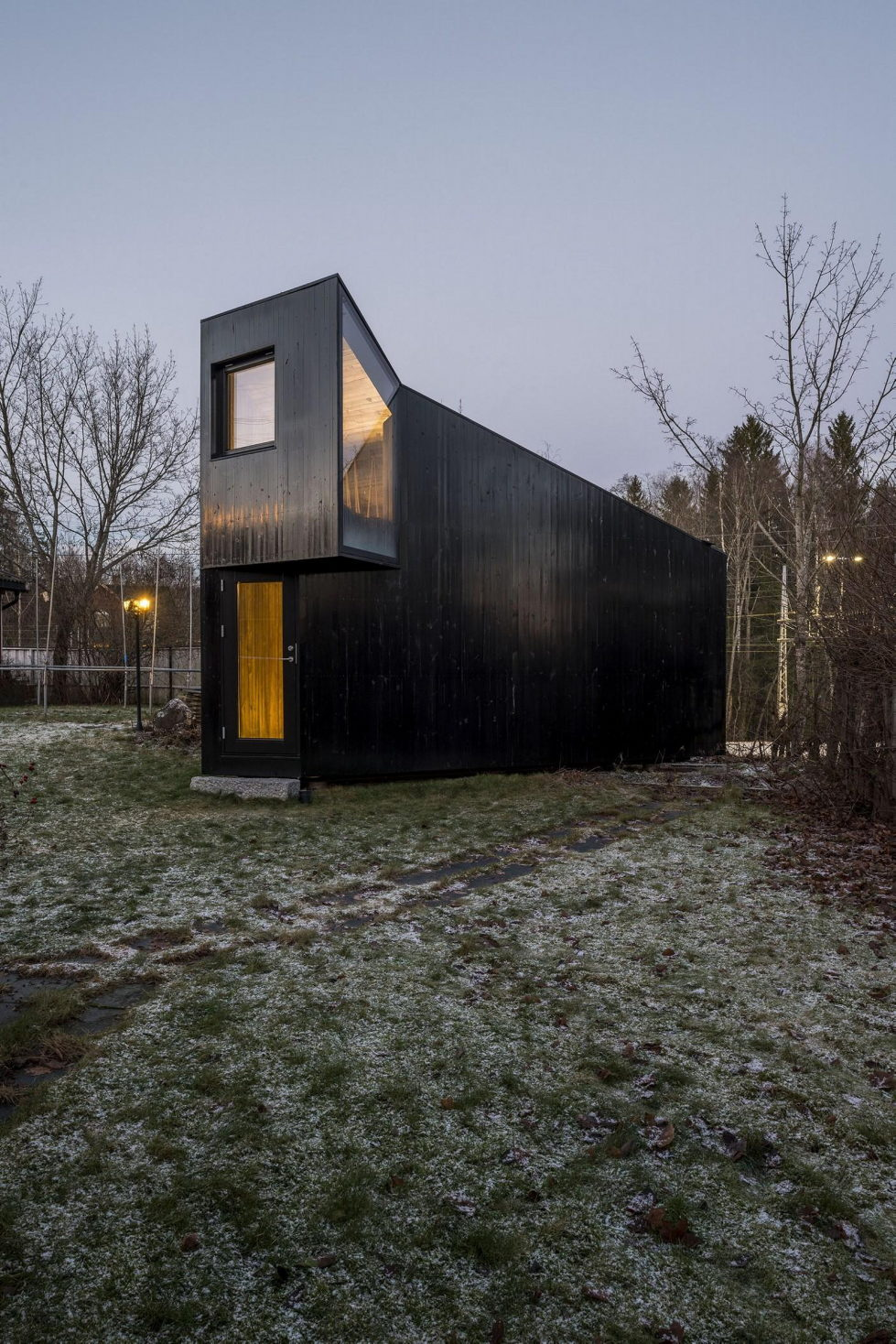 A Cottage For Writers From Jarmund_Vigsnaes Arkitekter Studio 5