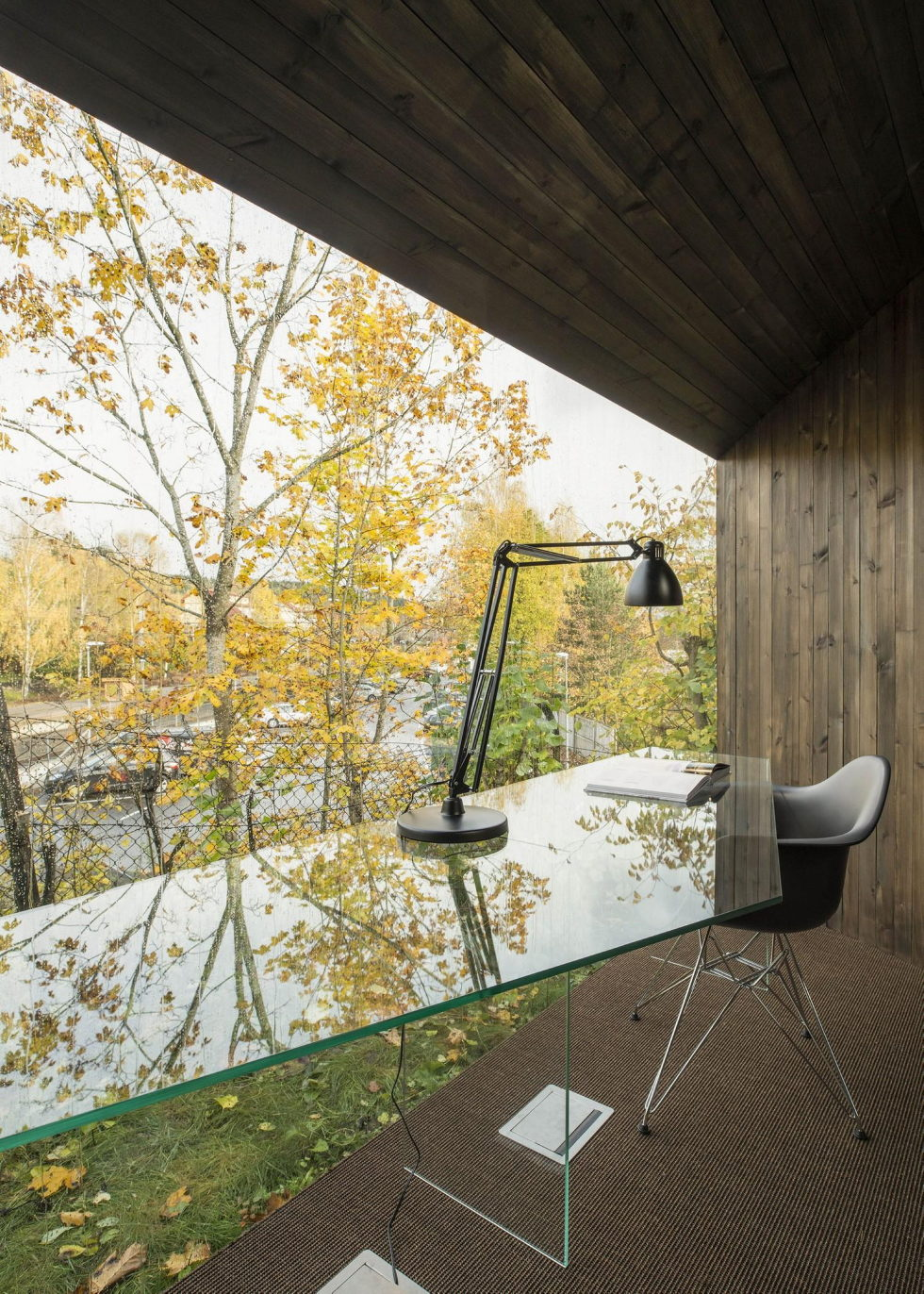 A Cottage For Writers From Jarmund_Vigsnaes Arkitekter Studio 8