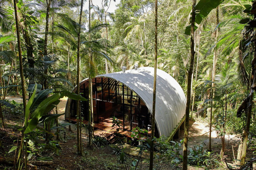 ARCA The Modular House For Rest And Creative Work 1