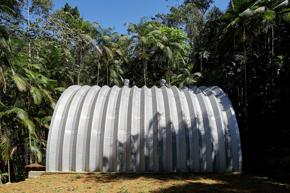 ARCA The Modular House For Rest And Creative Work 5