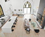 Conversion Of The Former Church Into The House In Chicago 12