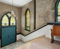 Conversion Of The Former Church Into The House In Chicago 20