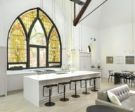 Conversion Of The Former Church Into The House In Chicago 5