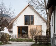 House in the Stara Fuzina village Upon The Project Of Skupaj Arhitekti 1