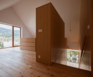 House in the Stara Fuzina village Upon The Project Of Skupaj Arhitekti 12