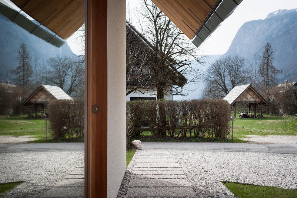 House in the Stara Fuzina village Upon The Project Of Skupaj Arhitekti 16