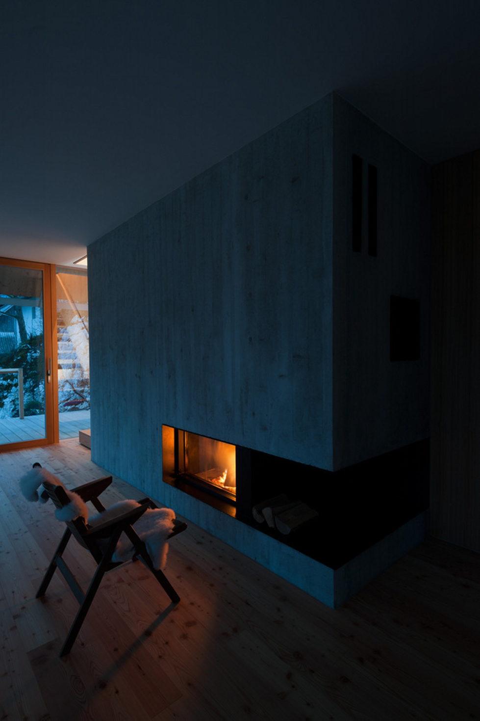 House in the Stara Fuzina village Upon The Project Of Skupaj Arhitekti 17