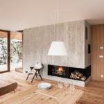 House in the Stara Fuzina village Upon The Project Of Skupaj Arhitekti 21