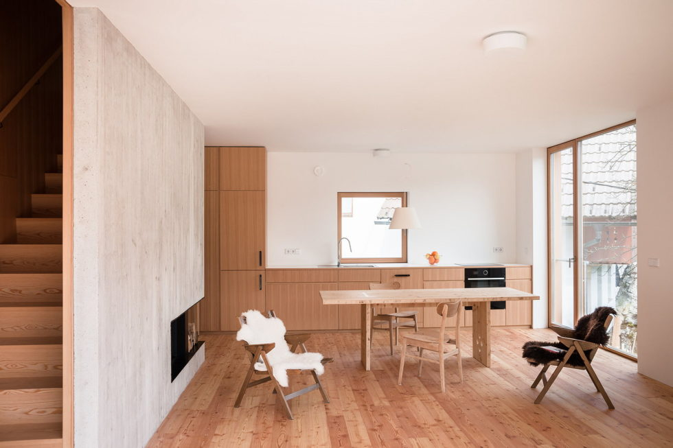 House in the Stara Fuzina village Upon The Project Of Skupaj Arhitekti 22