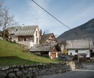 House in the Stara Fuzina village Upon The Project Of Skupaj Arhitekti 24